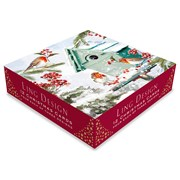 Christmas Deluxe Box Cards (XBD787)