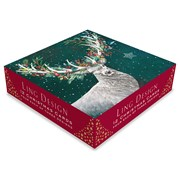 Christmas Deluxe Box Cards (XBR802)