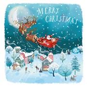Christmas Charity Box Cards (XBRC016)