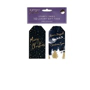 Gift Tags Starry Skies 10s (XBV-30-10GT)