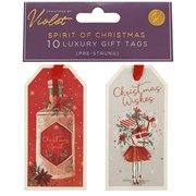 Spirit Of Christmas Gift Tags 10s (XBV-60-10GT)
