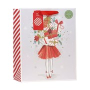 Christmas Wrapping Gift Bag Large (XBV-61-L)