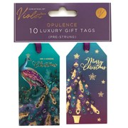 Opulence Gift Tags 10s (XBV-64-10GT)