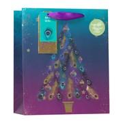 Feathered Tree Gift Bag Medium (XBV-66-M)