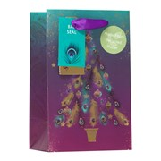 Feathered Tree Gift Bag Small (XBV-66-S)
