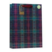 Tartan Gift Bag X/lge (XBV-69-XL)