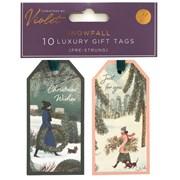 Snowfall Gift Tags 10s (XBV-70-10GT)