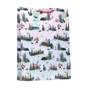 Winter Stroll Gift Bag X/lge (XBV-72-XL)