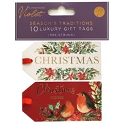 Seasons Traditions Gift Tags 10s (XBV-78-10GT)