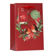 Wreath Gift Bag Small (XBV-78-S)