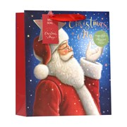 Santas Wish Gift Bag Large (XBV-90-L)