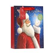 Santas Wish Gift Bag X/lge (XBV-90-XL)