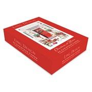 Christmas Assortment Box Cards Xmas At Home (XBVB2021C)