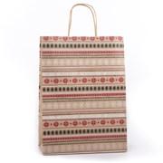 Eco Nature Eco Nat Scandi Gift Bag Large (XECOB04F)