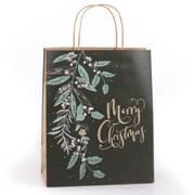 Eco Nature Eco Nat Green Foliage Gift Bag Medium (XECOB101)