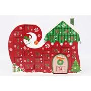 Elf Advent Calendar 36cm (XELF0016)