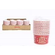Elf Paper Bowls 10s 9.5cm (XELF0129)