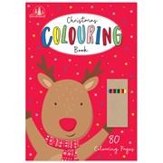 Premium Christmas Colouring Book (XK0045)