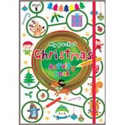 Kids Christmas Pocket Activity Books Asstd (XKPA01-02)