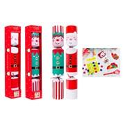 """Giant Santa & Elf Crackers Asstd 30"""" (XM6143)"""