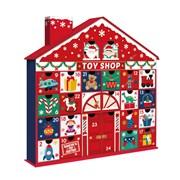 Rsw Santa & Friends Advent Calendar 40.8cm (XM6330)