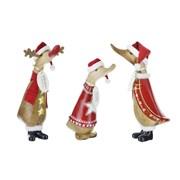 Trad Christmas Ducklings (X21D3TRAD)
