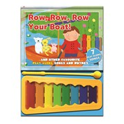 Xylophone Book Row Row Row Your Boat (XMB01)