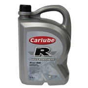 Carlube Rrr 5w30 Fully Synthetic Oil 4lt (XRG004)