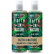Xystos Fin Shampoo & Conditioner Aloe Vera 2pk (510103B)