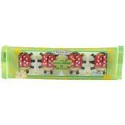 Riegelein Chocolate Ladybirds 4pk 44g (Y434)