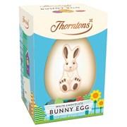 Thorntons White Choc Bunny Egg 151g (Y667)