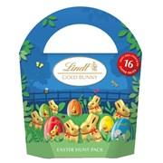 Lindt Gold Bunny & Friends Hunt Pack 160g (Y694)