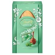 Lindt Lindor Milk Mint Shell Egg 260g (Y753)
