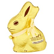 Lindt Gold Bunny White 100g (Y755)