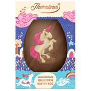 Thorntons Unicorn Chocolate Egg 151g (Y795)