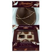 Thorntons Dark Continental Egg 257g (Y796)