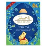 Lindt Lindor Lindt Gold Bunny Shell Egg 115g (Y839)