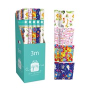 Giftmaker Kids Mix Wrap 3mt (YAKGW20D)