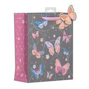 Butterfly Swirls Gift Bag Medium (YAKGB51M)