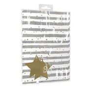 Giftmaker Celebrations 2 Sheets & Tags Gift Wrap (YAKGS20E)