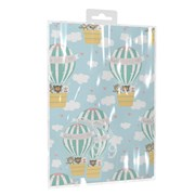 Giftmaker Baby 2 Sheets & Tags Gift Wrap (YAKGS20F)