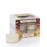 Yankee Candle Yankee Tealights All Is Bright (1513544E)