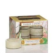 Yankee Candle Yankee Tealights Christmas Cookie (141504E)