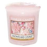 Yankee Candle Yankie Candle Sampler Snowflake Cookie (1275345E)