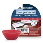 Yankee Candle Yc Wax Melt Letters To Santa (1632016E)