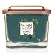 Yankee Candle Yankee Elevation Candle Jar Frosted Fir Medium (1591087E)