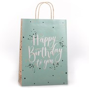 Eco Happy Birthday Gift Bag Large (YECOB107)