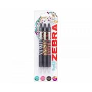 Zebra Z-grip Animal Triple Pen (02257)