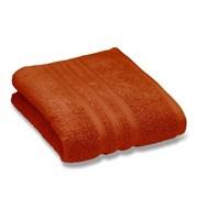 Zero Twist Bath Sheet Terracotta