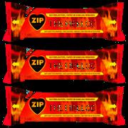 Zip Firelog 700g (SB092157)
